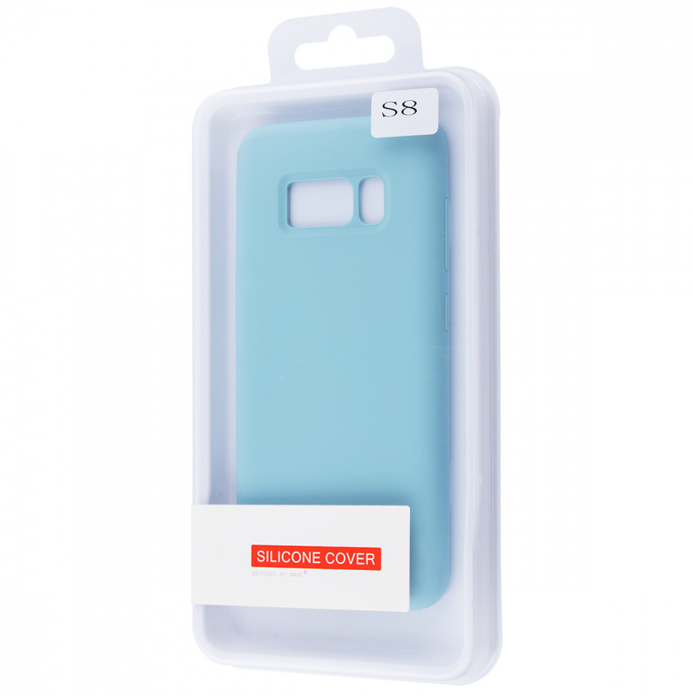 WAVE Full Silicone Cover Samsung Galaxy S8 - фото 1