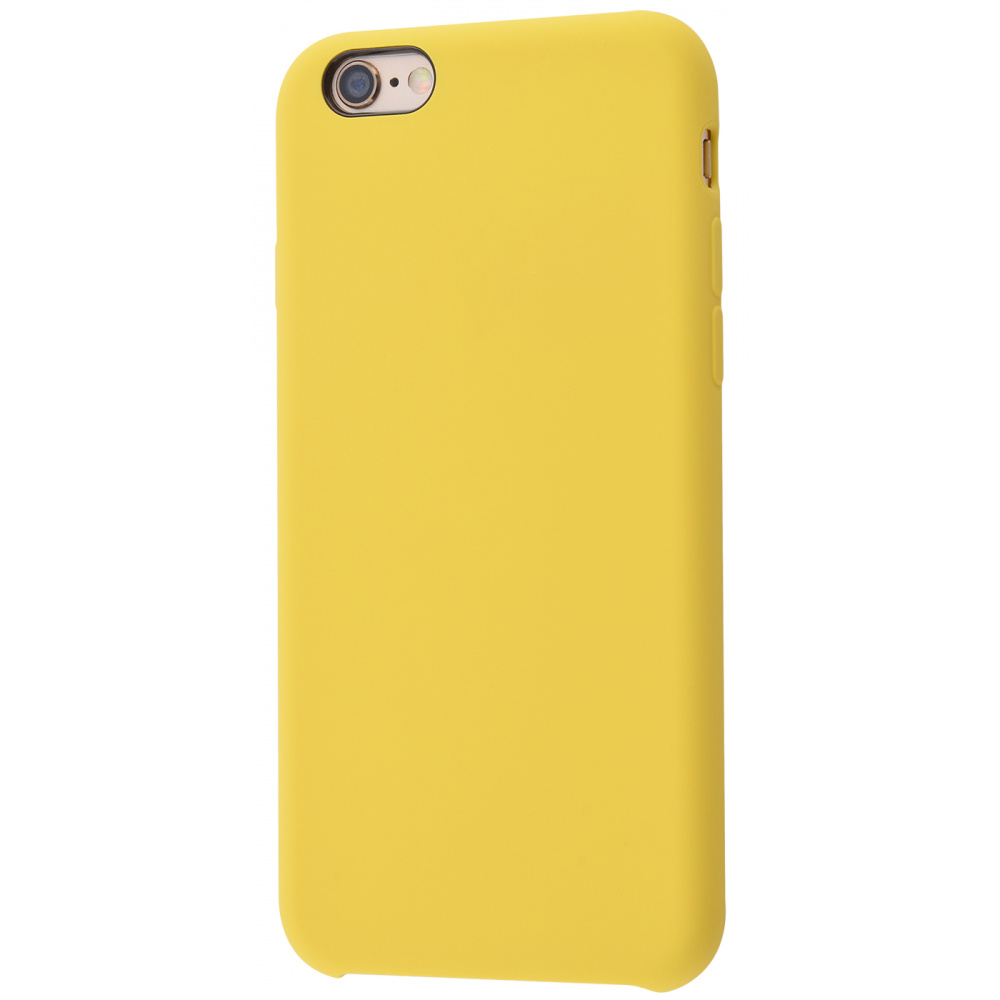 Silicone Case Without Logo iPhone 6/6s - фото 8