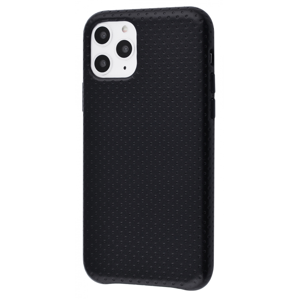 Natural Leather Perfo iPhone 11 Pro
