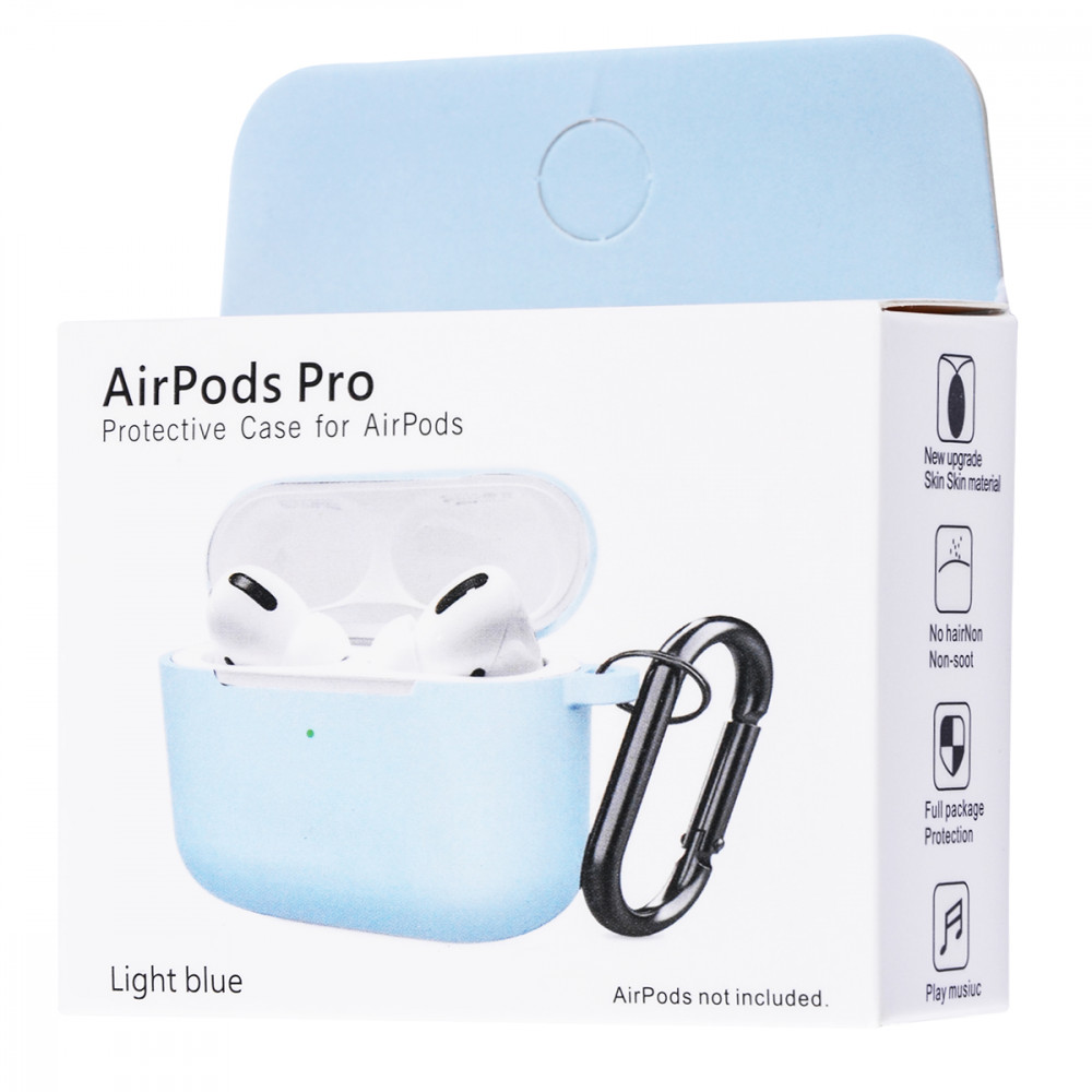 Silicone Case New for AirPods Pro - фото 1