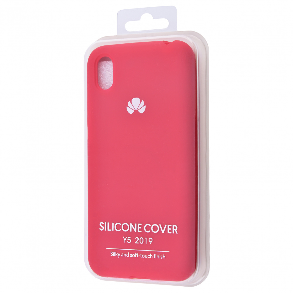 Silicone Cover Full Protective Huawei Y5 2019/Honor 8S - фото 1