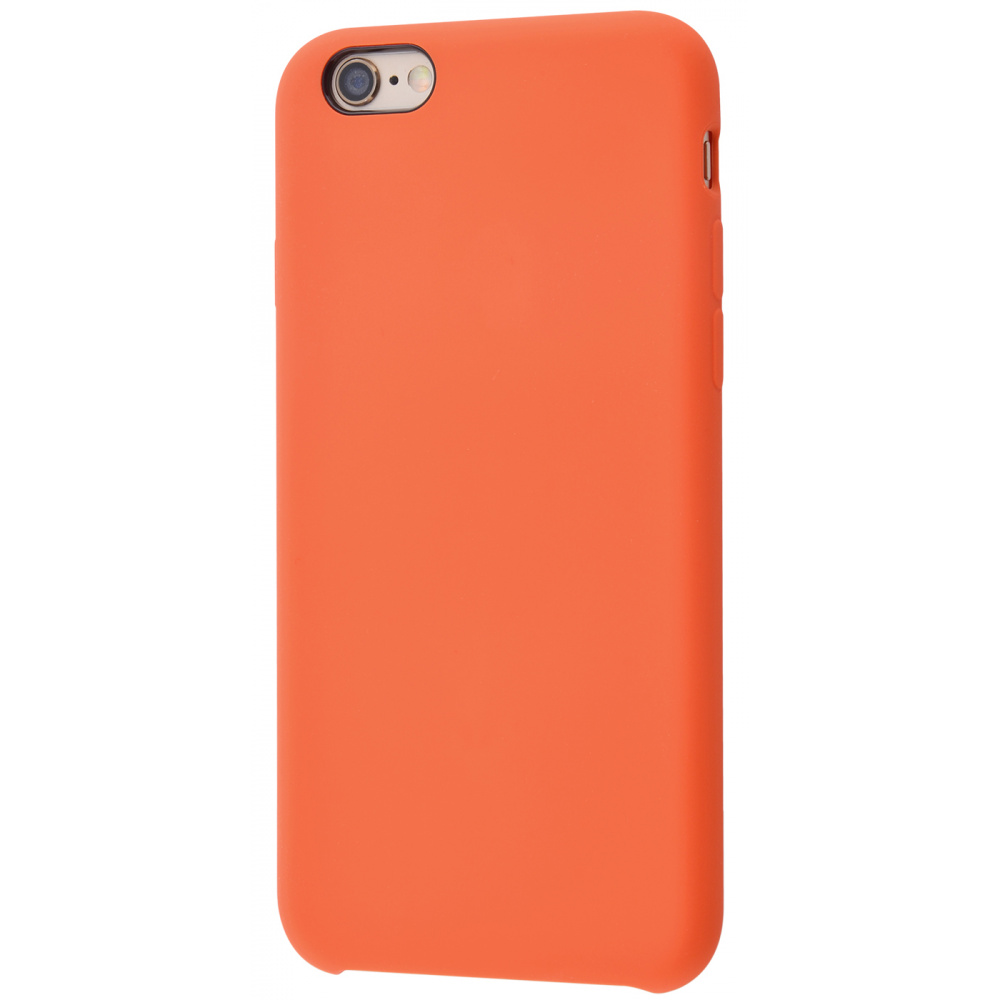 Silicone Case Without Logo iPhone 6/6s - фото 7