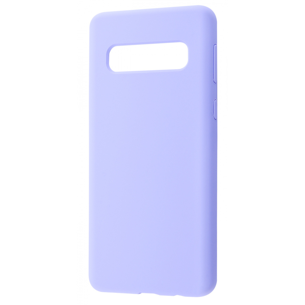 WAVE Full Silicone Cover Samsung Galaxy S10 - фото 8