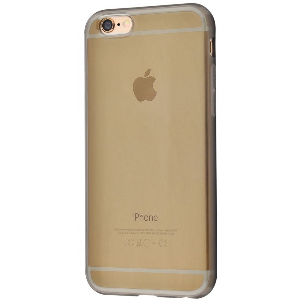High quality silicone 360 protect iPhone 6/6s - фото 1