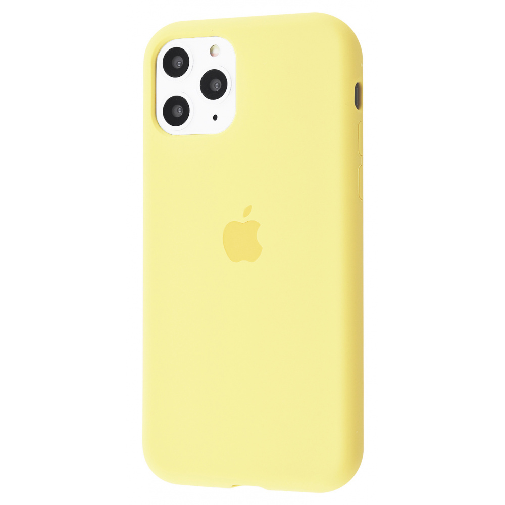 Silicone Case Full Cover iPhone 11 Pro Max - фото 28