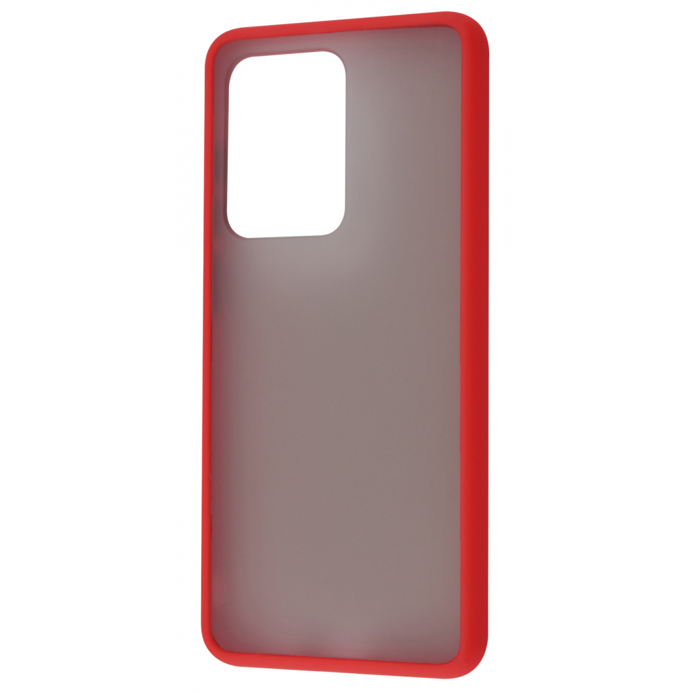 Matte Color Case (TPU) Samsung Galaxy S20 Ultra - фото 4