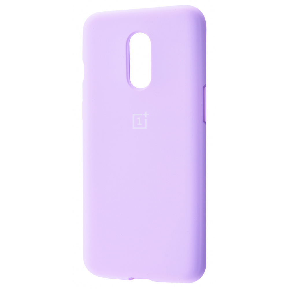 Silicone Cover Full Protective OnePlus 7 - фото 2