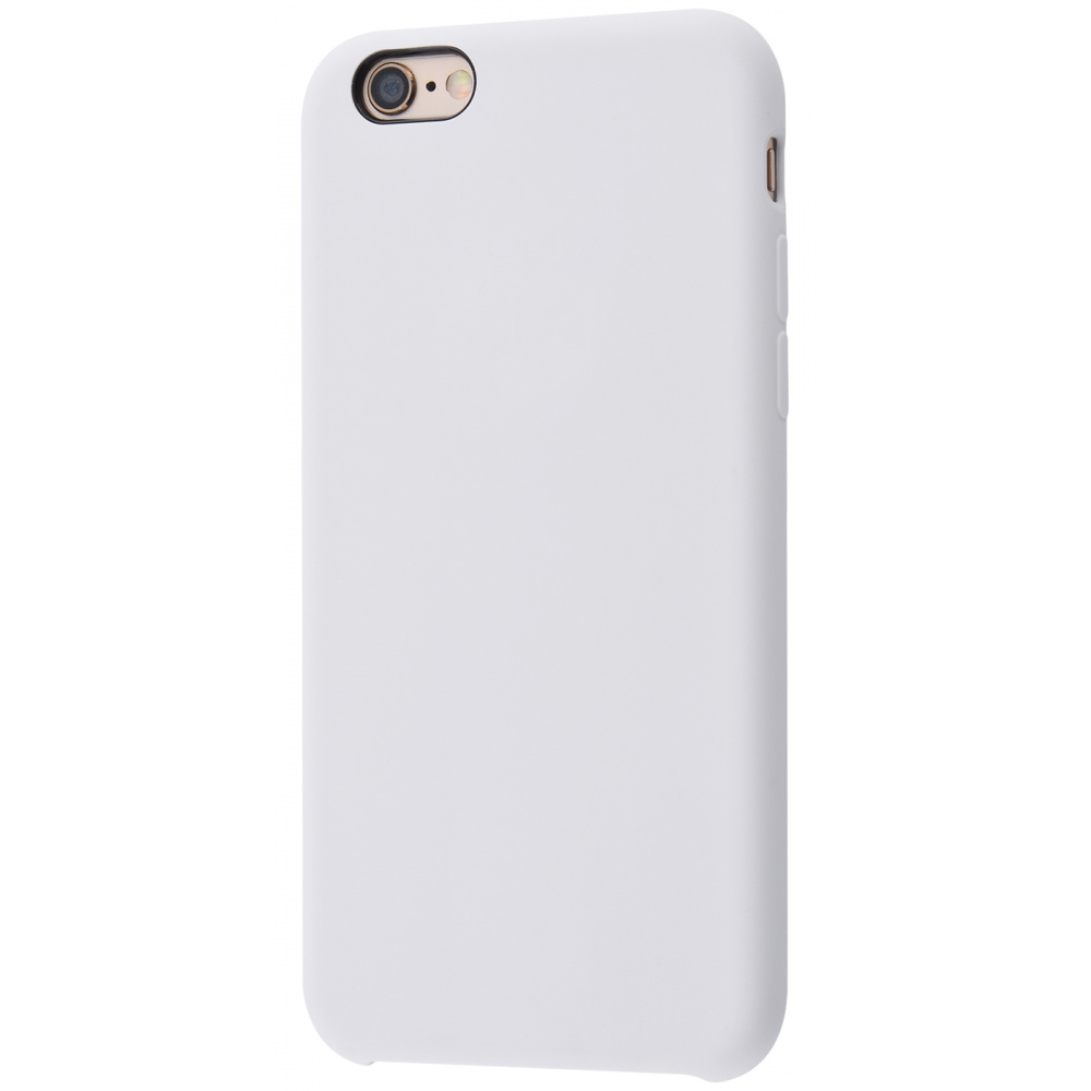 Silicone Case Without Logo iPhone 6/6s - фото 1