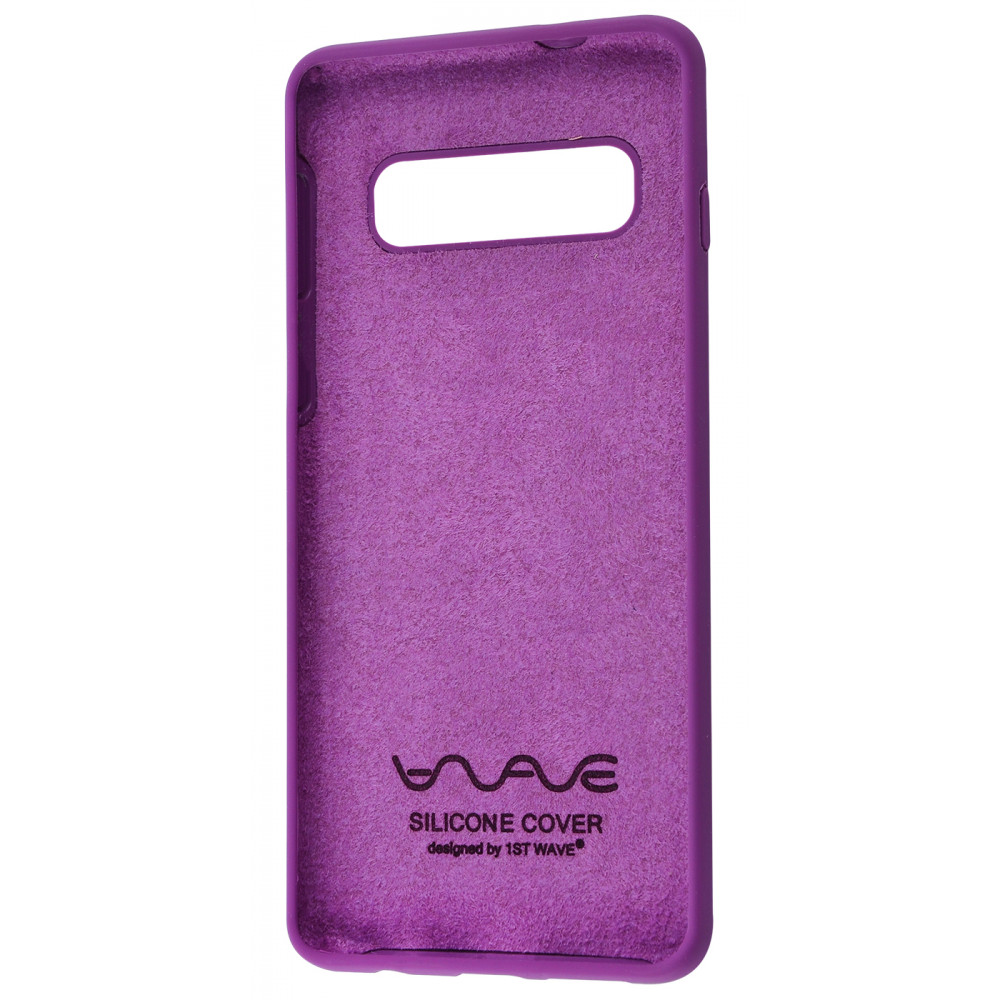 WAVE Full Silicone Cover Samsung Galaxy S10 - фото 3