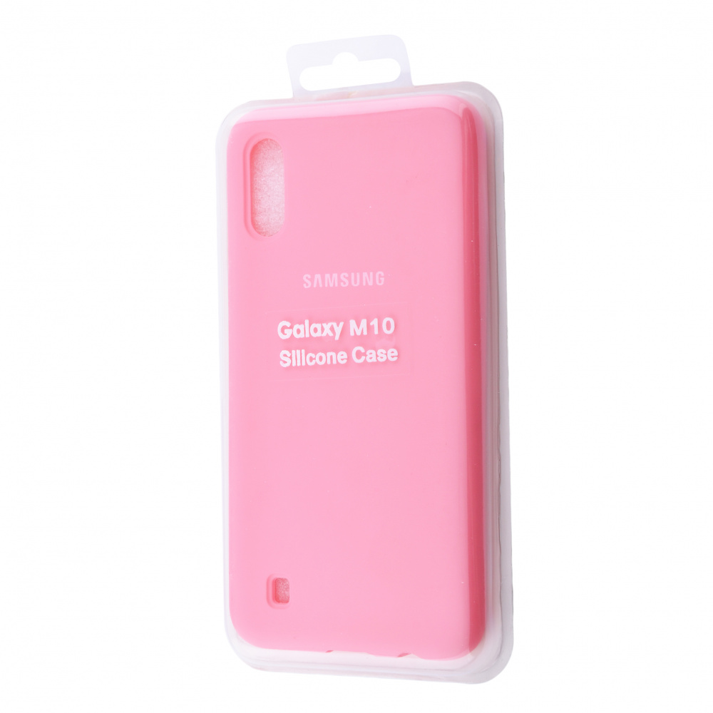 Silicone Cover Full Protective Samsung Galaxy M10 (M105F) - фото 1