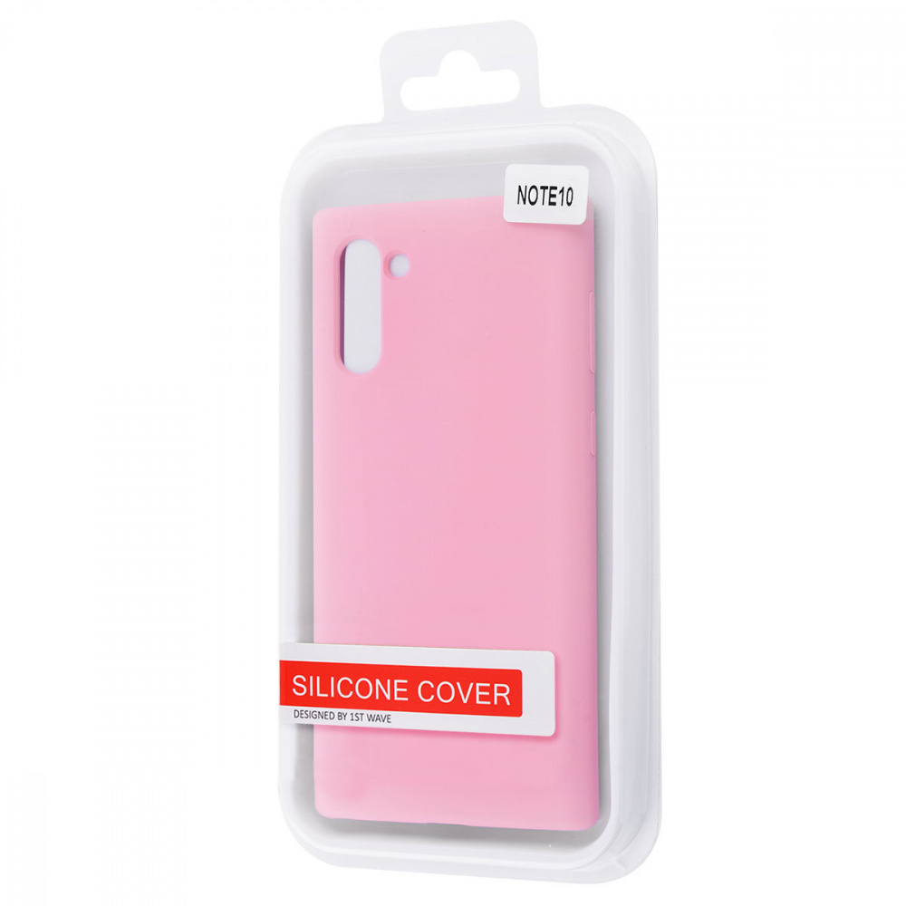 WAVE Full Silicone Cover Samsung Galaxy Note 10 - фото 1