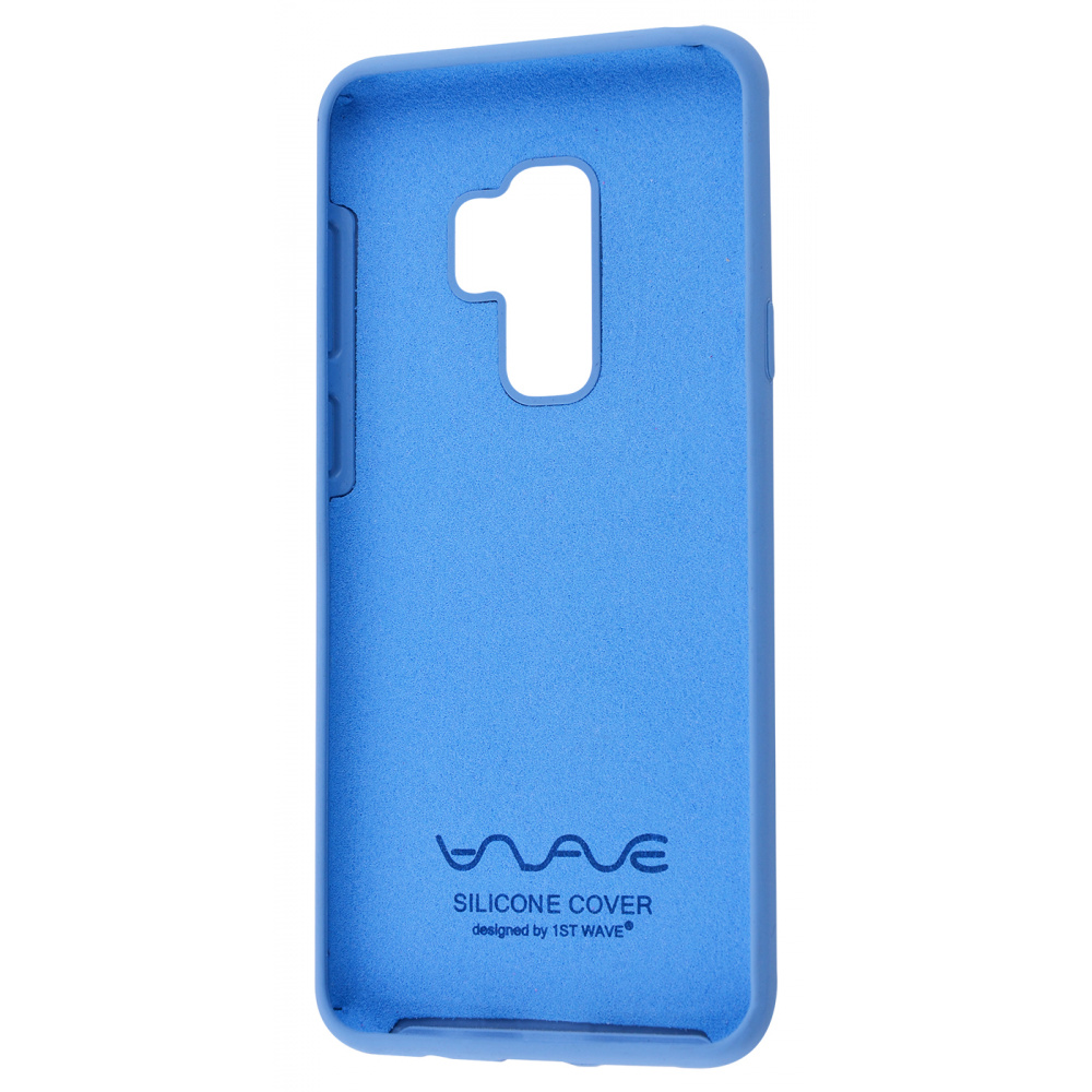 WAVE Full Silicone Cover Samsung Galaxy S9 Plus - фото 2