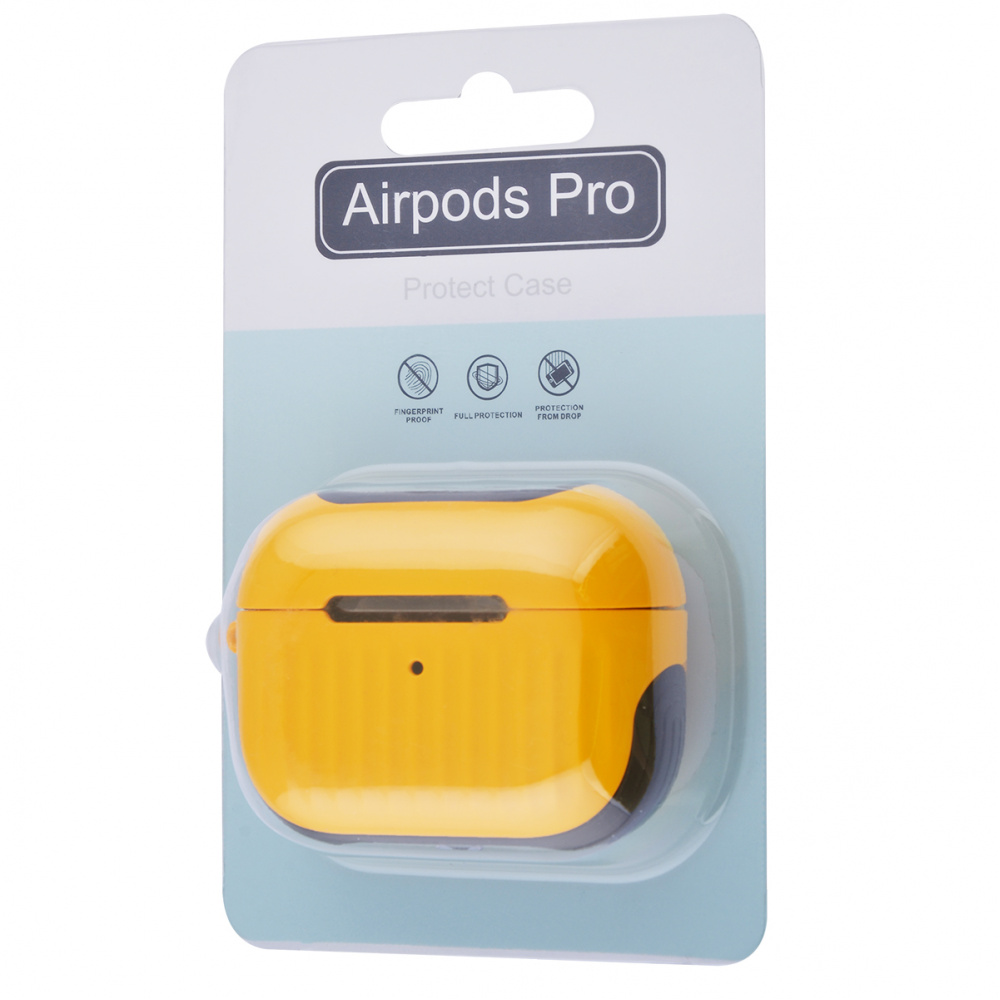 Full Protective Matt Case for AirPods Pro - фото 1