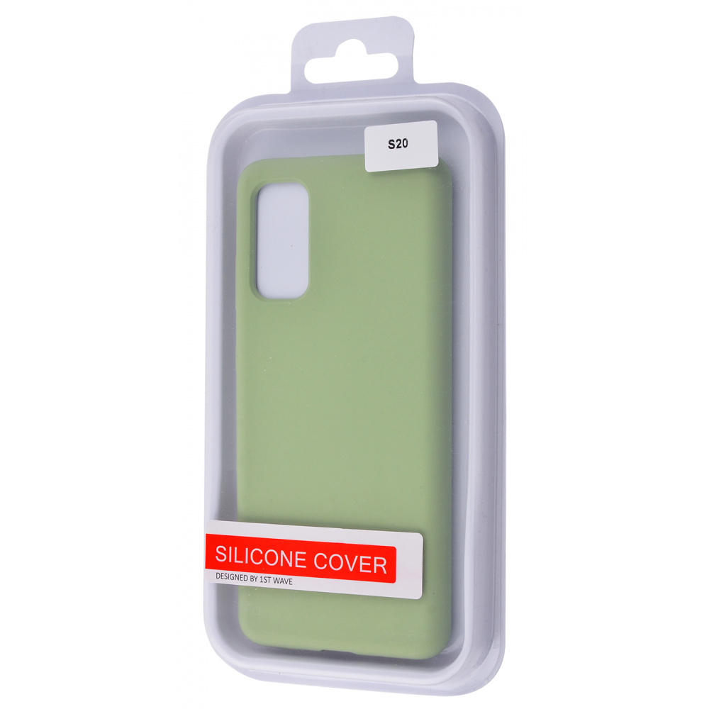 WAVE Full Silicone Cover Samsung Galaxy S20 - фото 1