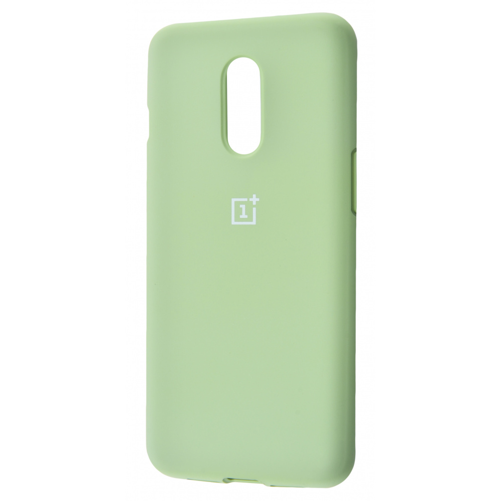 Silicone Cover Full Protective OnePlus 7 - фото 4