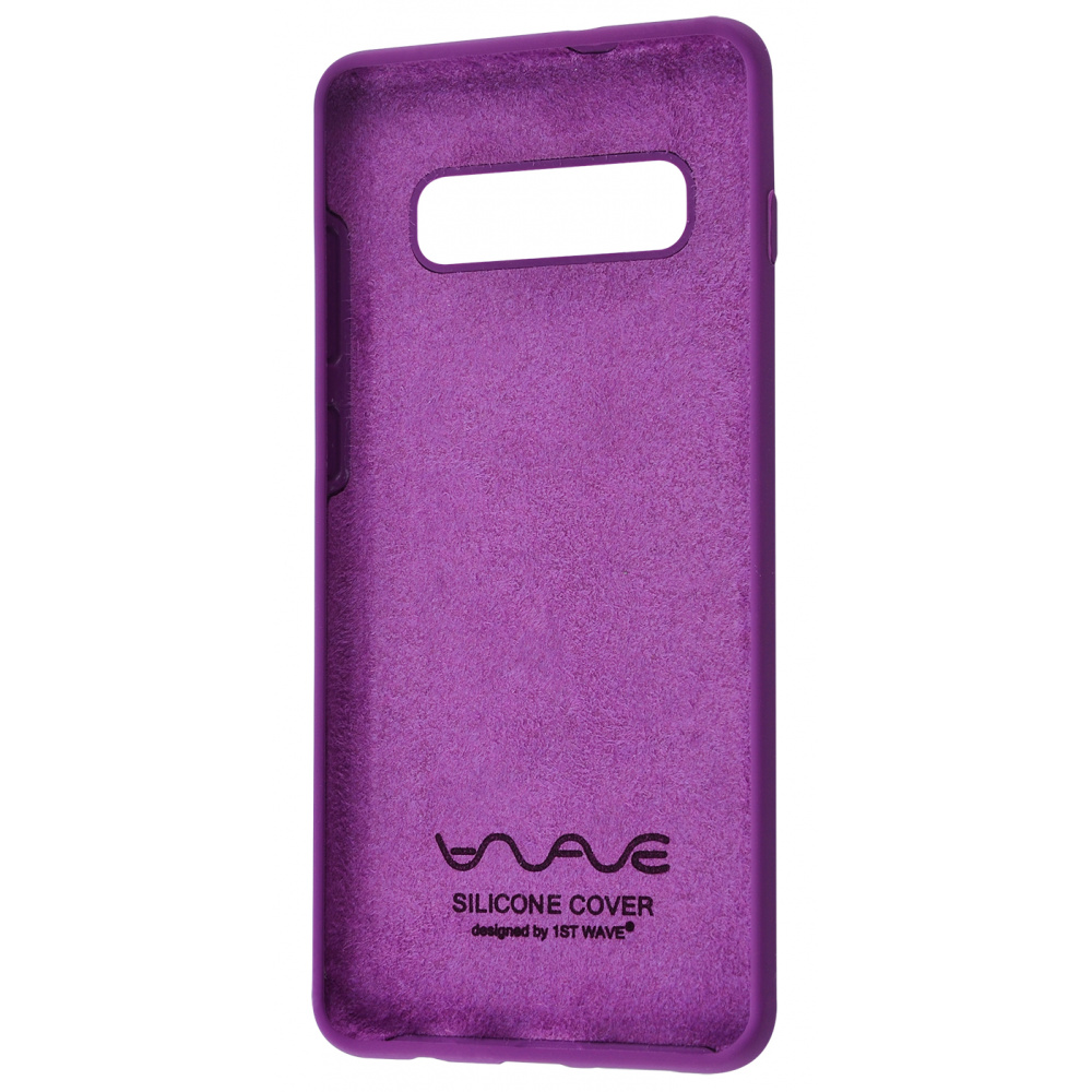 WAVE Full Silicone Cover Samsung Galaxy S10 Plus - фото 2