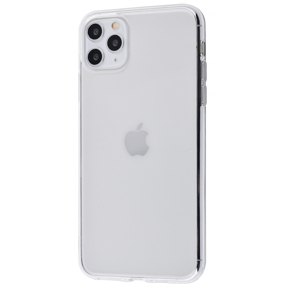 Silicone Clear Case 2.0 mm (TPU) iPhone 11 Pro Max