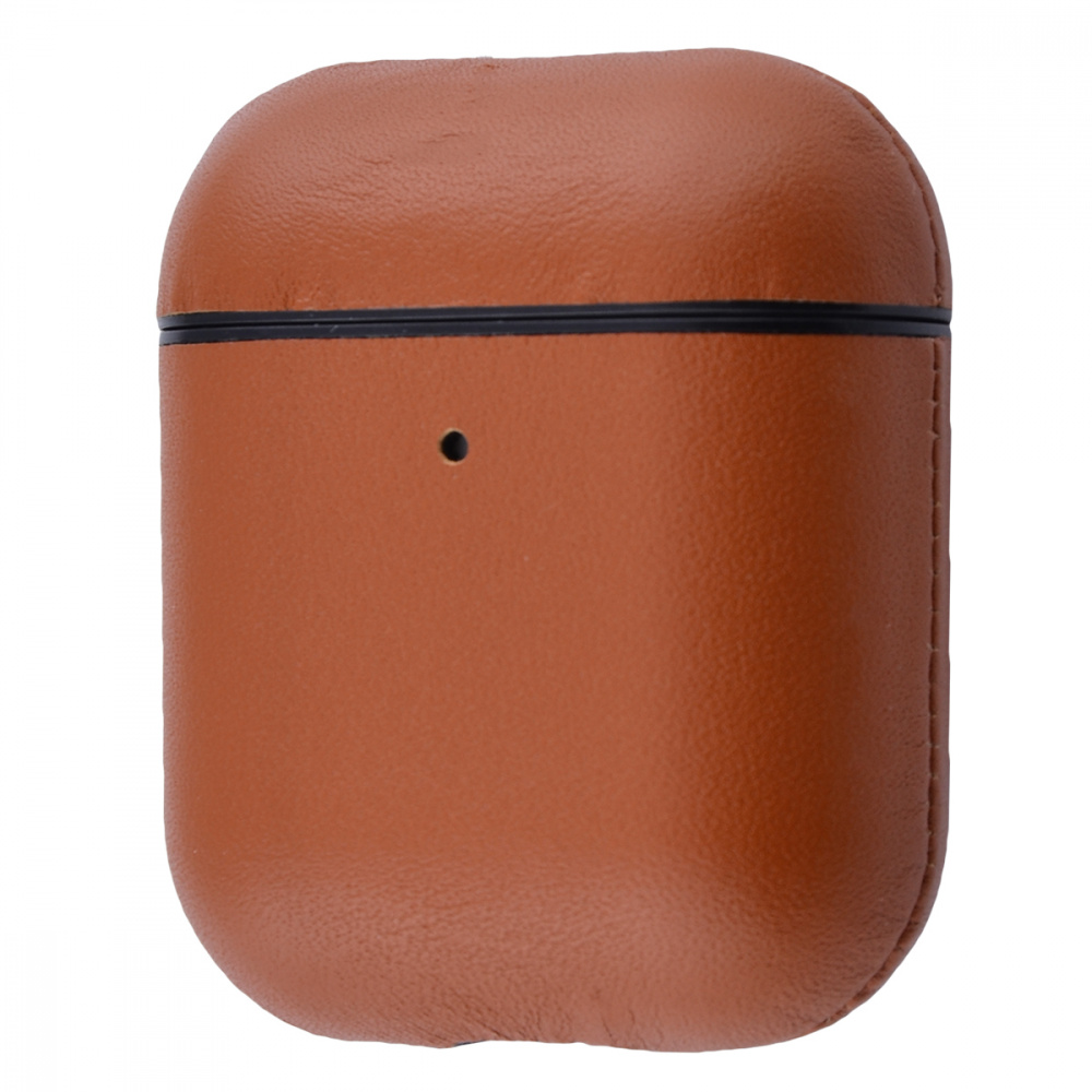 Leather Case (Leather) for AirPods 1/2 - фото 8