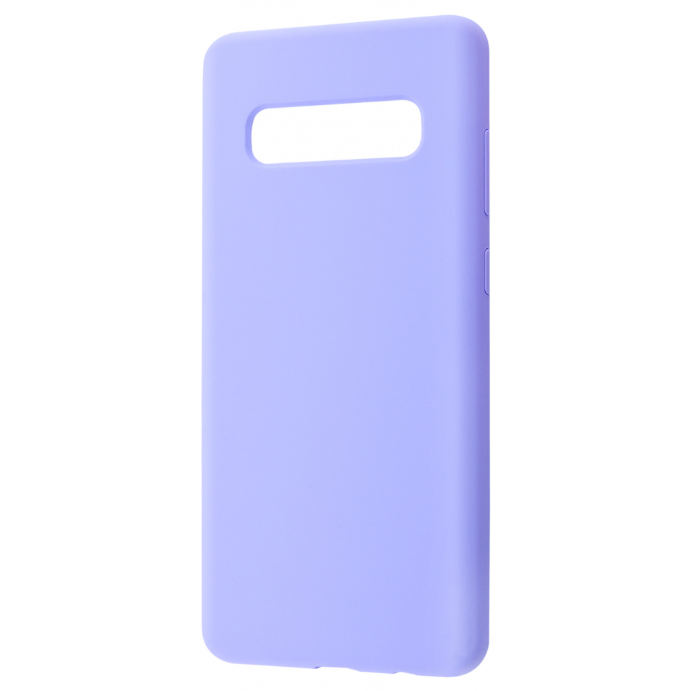 WAVE Full Silicone Cover Samsung Galaxy S10 Plus - фото 5