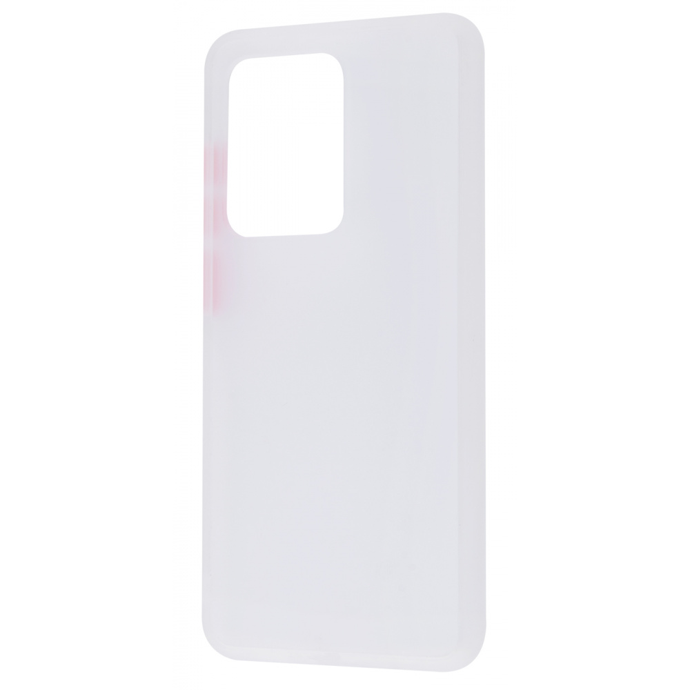 Matte Color Case (TPU) Samsung Galaxy S20 Ultra - фото 1