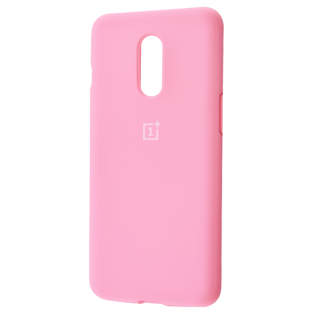 Silicone Cover Full Protective OnePlus 7 - фото 5