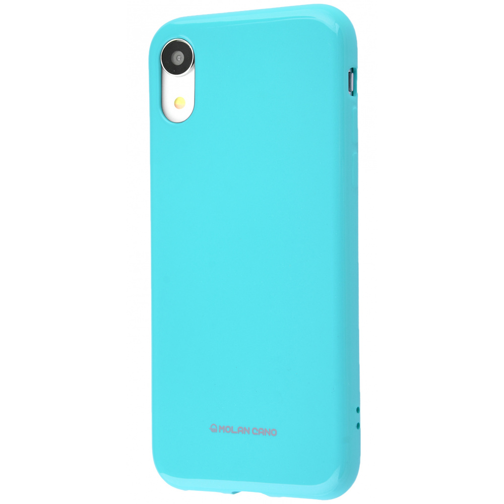 Molan Cano Glossy Jelly Case iPhone Xr - фото 3