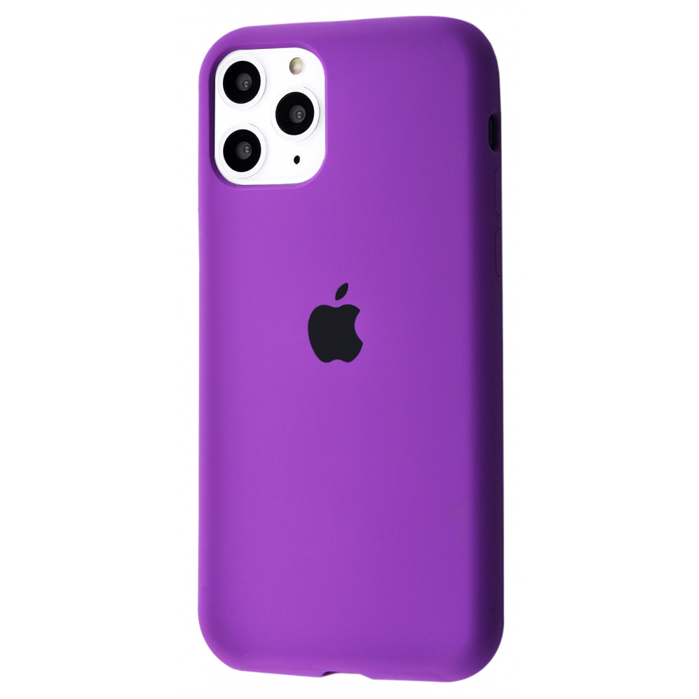 Silicone Case Full Cover iPhone 11 Pro Max - фото 8