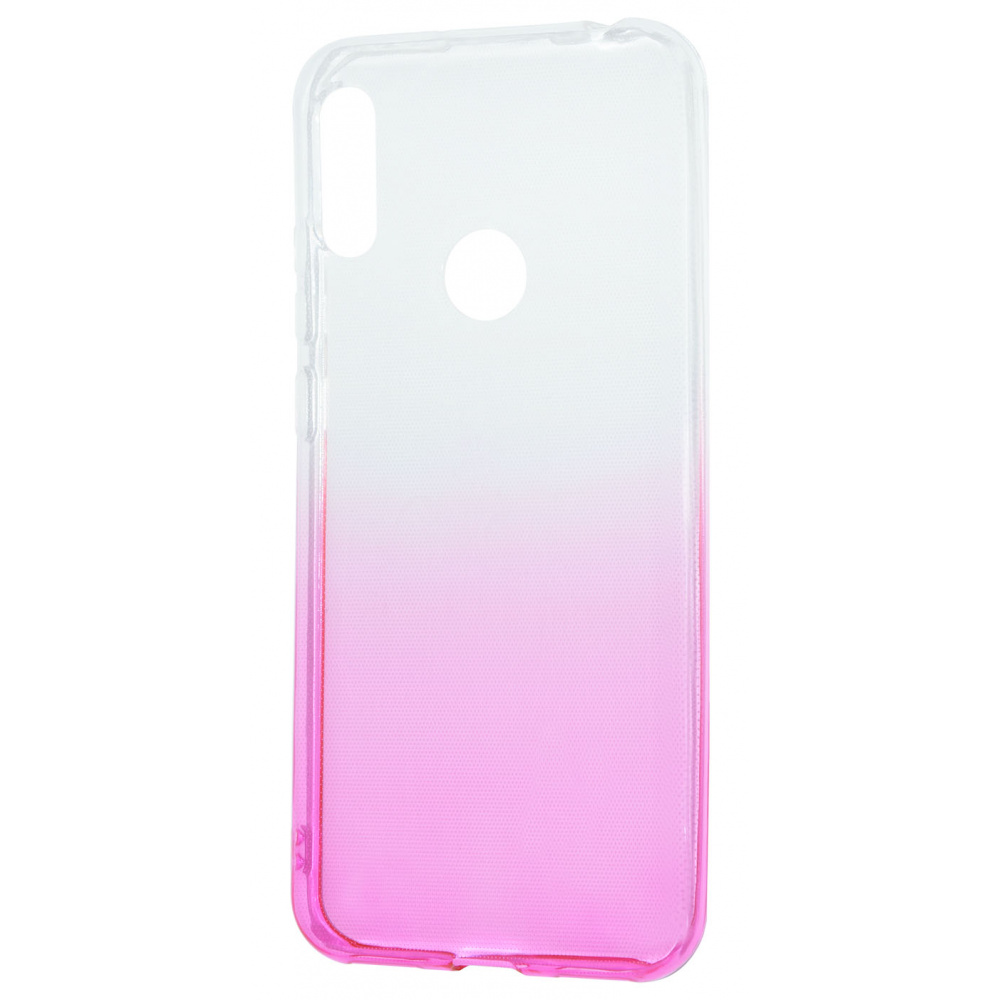 Силикон 0.5 mm Gradient Design Huawei Y6s/Y6 2019/Honor 8A - фото 4
