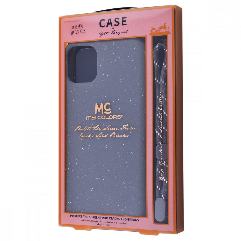 My Colors Eco-Friendly Case (TPU) iPhone 11 Pro Max - фото 1