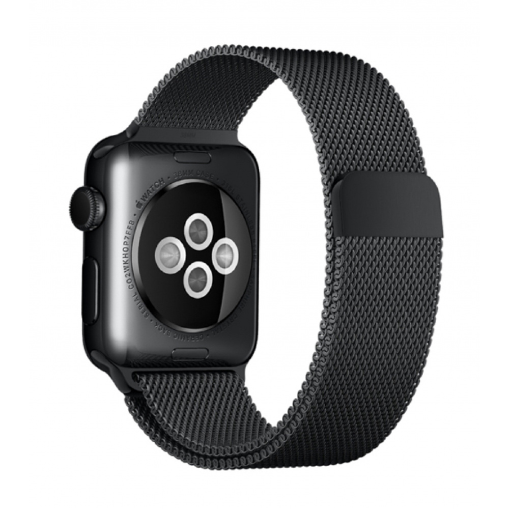 Ремешок Apple Watch Milanese Loop 42 mm/44 mm - фото 4