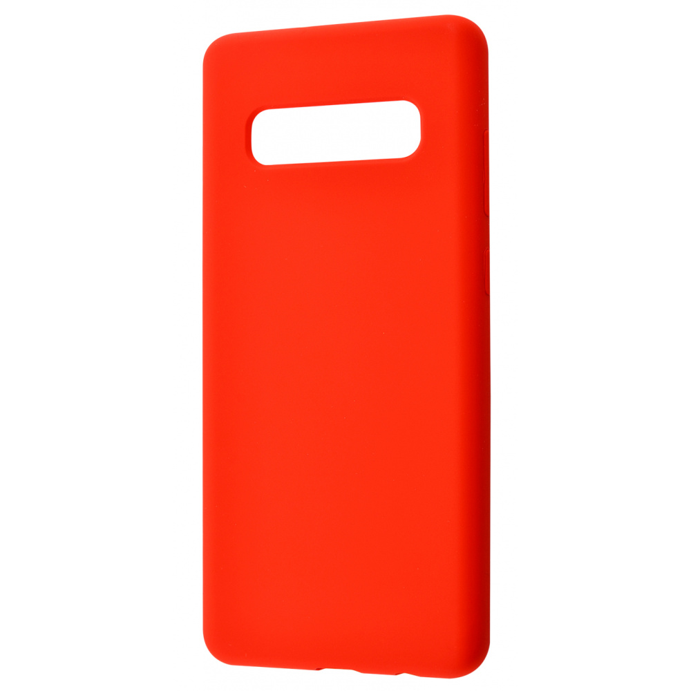 WAVE Full Silicone Cover Samsung Galaxy S10 Plus - фото 6
