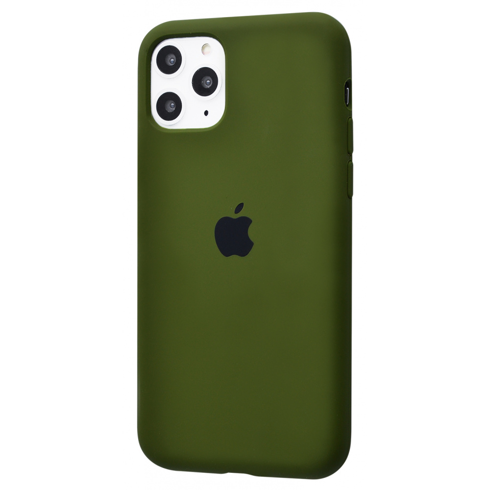 Silicone Case Full Cover iPhone 11 Pro Max - фото 5
