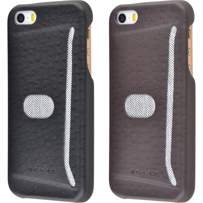 Купить G-Case Jazz Series With Card Slot (Leather) iPhone 5/5s/SE 14333 - Ncase