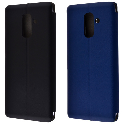 Купить Flip Magnetic Case Samsung Galaxy A6 Plus 2018 (A605F) 17102 - Ncase