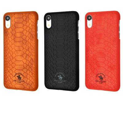 Купить POLO Knight (Leather) iPhone Xr 17532 - Ncase