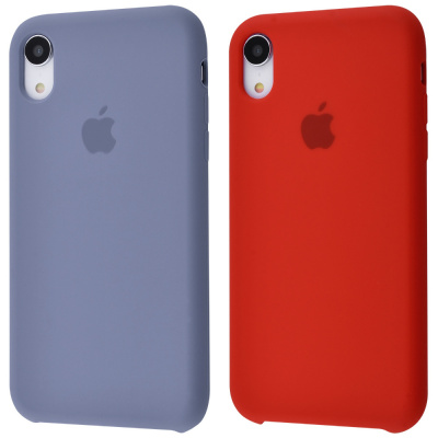 Купить Silicone Case High Copy iPhone Xr 17765 - Ncase