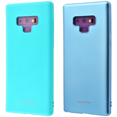 Купить Molan Cano Glossy Jelly Case Samsung Galaxy Note 9 17896 - Ncase