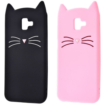 Купить Резина Cat Samsung Galaxy J6 Plus 2018 (J610F) 20449 - Ncase