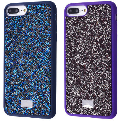 Купить Bling World Grainy Diamonds (TPU) iPhone 6/6s Plus/7 Plus/8 Plus 20952 - Ncase
