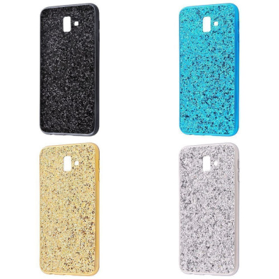 Купить Shining Corners With Sparkles Samsung Galaxy J6 Plus 2018 (J610F) 21364 - Ncase