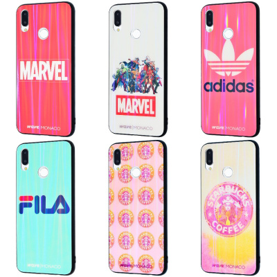 Купить WAVE Monaco Case (Glass+TPU) Samsung Galaxy J6 Plus 2018 (J610F) 21517 - Ncase