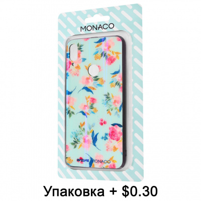 Купить WAVE Monaco Case (Glass+TPU) Xiaomi Redmi 7 21568 - Ncase