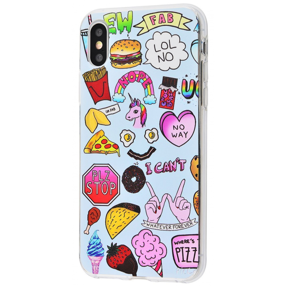 Lovely Case Young Style (TPU) iPhone Xs Max - фото 10