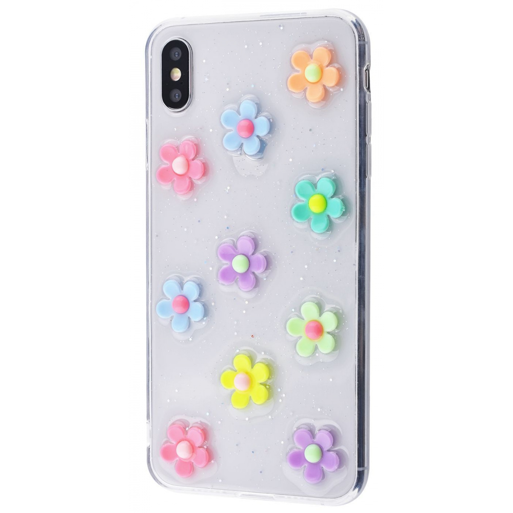 Silicone Candy case (TPU) iPhone Xs Max - фото 2