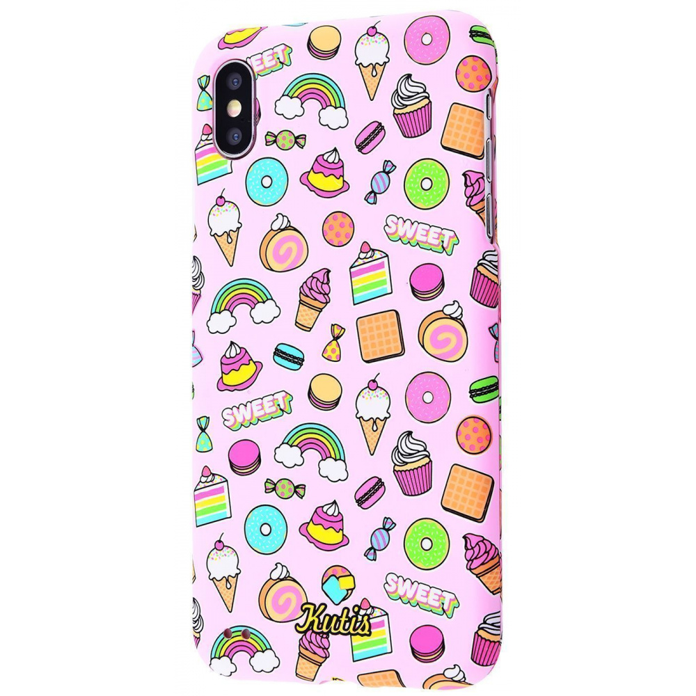 Kutis Protect Case 360 My Style (PC) iPhone Xs Max - фото 3