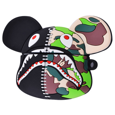 Купить Bape Shark Case for AirPods Pro 28128 - Ncase