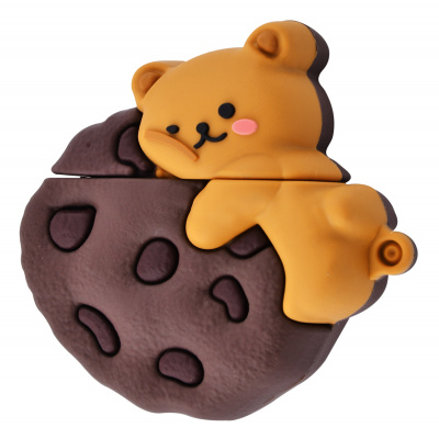 Купить Cookie Bear Case for AirPods 1/2 29200 - Ncase