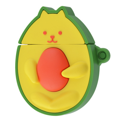 Купить Avocado Cat Case for AirPods 1/2 29500 - Ncase