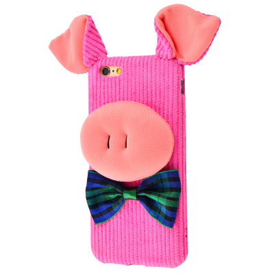 Pink pig case iPhone 7/8/ Plus за $5.30, Код товара - 20187 - Ncase