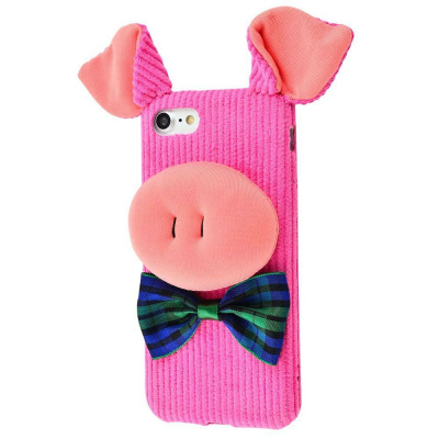 Pink pig case iPhone 7/8/ Plus за $5.30, Код товара - 20188 - Ncase